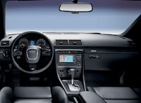 2008 Audi S4, dashboard, interior, manufacturer