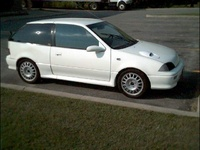 Picture of 1993 Geo Metro 2 Dr STD Hatchback, exterior