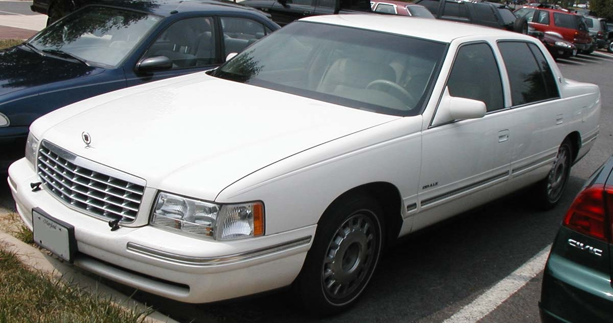 1995 Cadillac Deville Overview Cargurus