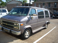 1995 Chevrolet Sportvan Overview