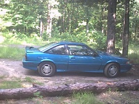 1993 Chevrolet Cavalier Z24 Coupe, Picture of 1993 Chevrolet Cavalier 2 Dr Z24 Coupe, exterior