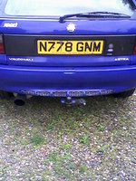 Picture of 1997 Vauxhall Astra, exterior