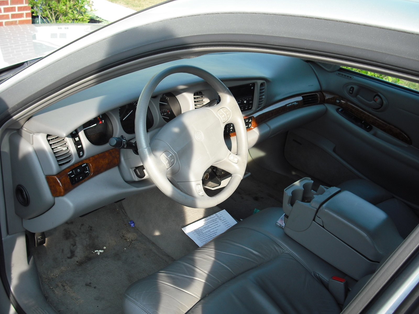1993 Buick Lesabre Interior