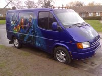 Picture of 1990 Ford Transit Cargo, exterior, gallery_worthy