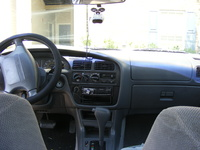 1995 Toyota Camry LE, 1995 Toyota Camry 4 Dr LE Sedan picture, interior