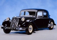 1937 Citroen Traction Avant Overview