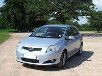 Picture of 2007 Toyota Auris, exterior