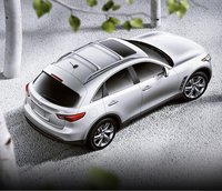 2009 Infiniti FX35, 09 Infiniti FX35, exterior, manufacturer