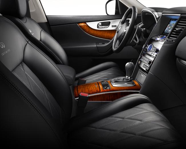 2009 infiniti fx35 interior pictures cargurus - Infiniti fx35 interior accessories ...