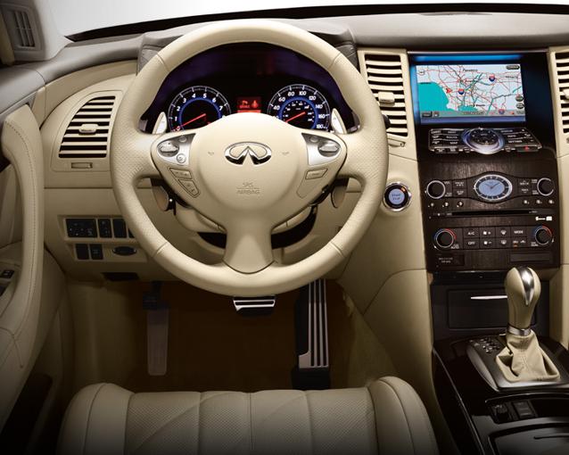 2009 infiniti fx35 pictures cargurus - Infiniti fx35 interior accessories ...