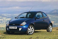 2003 Ford Ka Overview