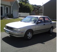 Picture of 1994 Nissan Sentra Limited (1994.5), exterior