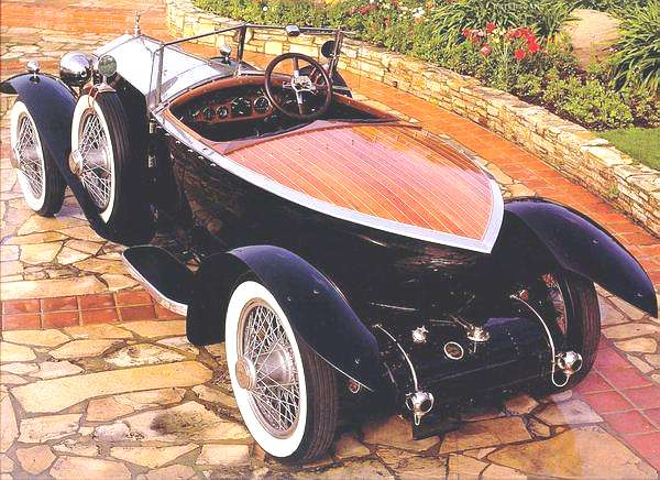 1924 Rolls-Royce Silver Ghost picture
