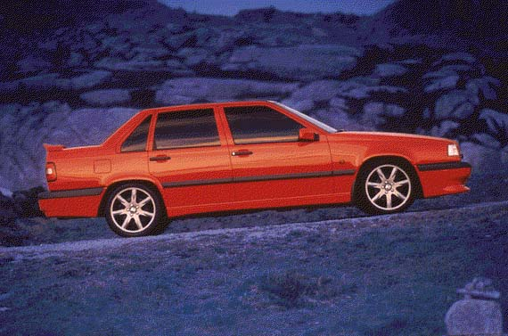 1994 Volvo 850 4 Dr GLT Sedan picture