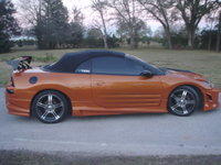 Picture of 2003 Mitsubishi Eclipse Spyder GS Spyder, exterior, gallery_worthy