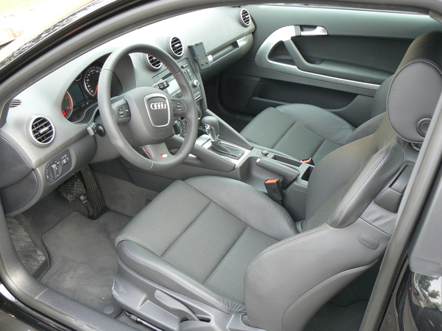 Exceptional Picture Of 2007 Audi A3, Interior, Gallery_worthy