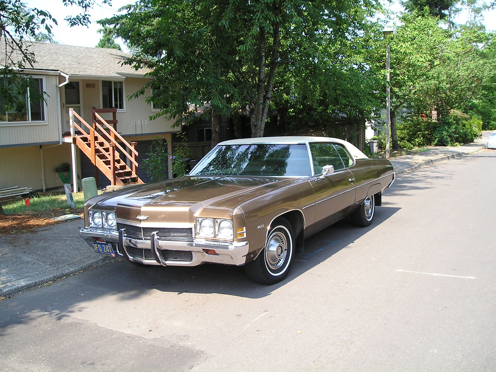 chevrolet impala questions 72 impala for sale cargurus. Black Bedroom Furniture Sets. Home Design Ideas