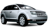 2007 Lincoln MKX Overview