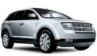 2007 Lincoln MKX Picture Gallery
