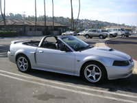 Picture of 2002 Ford Mustang GT Deluxe Convertible, exterior