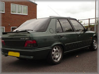 1992 Peugeot 309 Overview