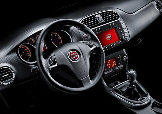 2007 Fiat Bravo Interior Pictures Cargurus