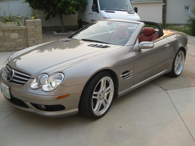 Picture of 2006 Mercedes-Benz SL-Class SL600