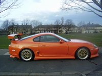 Picture of 1996 Toyota Supra 2 Dr STD Hatchback, exterior, gallery_worthy