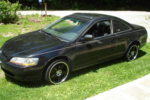 2002 Honda Accord EX $1500