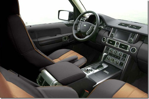 2008 land rover range rover interior pictures cargurus. Black Bedroom Furniture Sets. Home Design Ideas