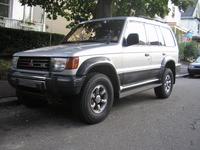 1997 Mitsubishi Montero Overview