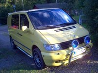 Picture of 2002 Mercedes-Benz Vito, exterior, gallery_worthy