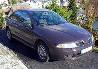 2001 Mitsubishi Carisma Overview