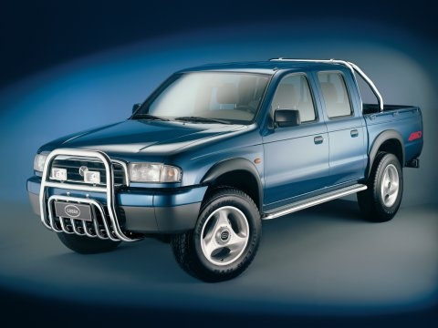 Picture of 2001 Mazda B-Series Pickup B2500 SX Standard Cab SB, exterior, gallery_worthy