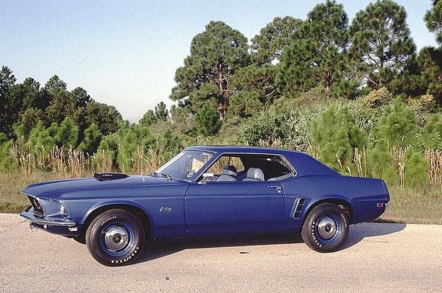 Camaro Fixer Upper: 1969 Ford Mustang