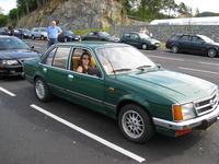 1980 Opel Senator Overview
