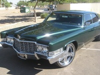 Picture of 1969 Cadillac DeVille, exterior