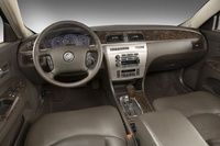 Picture of 2009 Buick LaCrosse, interior, manufacturer