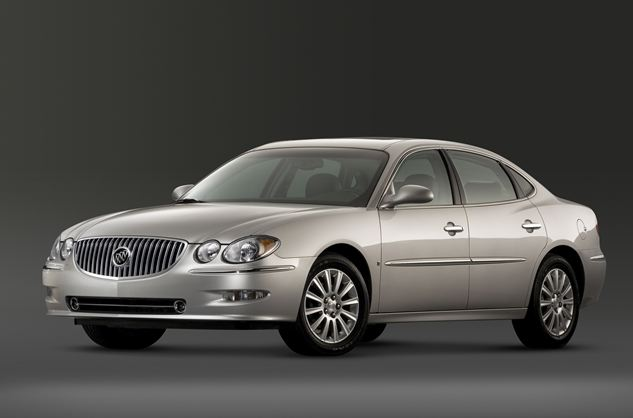 Picture of 2009 Buick LaCrosse Front Right Quarter view