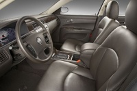 2009 Buick LaCrosse, Interior Front Side View, manufacturer, interior