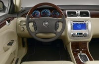 2009 Buick Lucerne, Interior Front Dash, interior, manufacturer