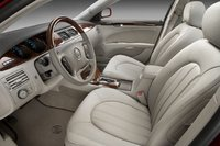 2009 Buick Lucerne, Interior Front Seat; Side View, interior, manufacturer