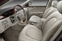 2009 Buick Lucerne, Interior Front Seat; Side View, manufacturer, interior