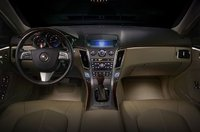 2009 Cadillac CTS, Interior Front Dash , interior, manufacturer