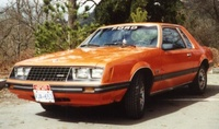 1980 Ford Mustang Base picture