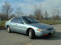 1995 Honda Accord EX V6, 1995 Honda Accord 4 Dr EX V6 Sedan picture, exterior