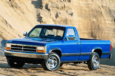 1994 Dodge Dakota 2 Dr STD 4WD Standard Cab LB picture