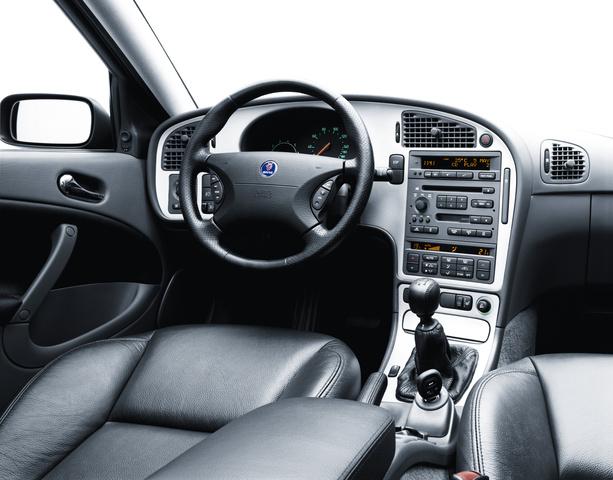 2002 Saab 9 5 Interior Pictures Cargurus