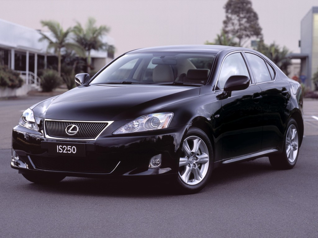 2007 Lexus IS 250 AWD picture, exterior