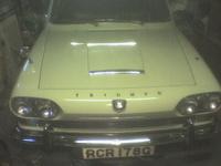 1968 Triumph 2000 Overview